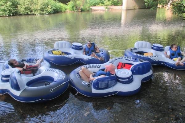 MEMH Residents Rafting